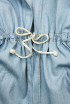 Jeansová tunika