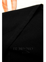 Čierne šaty Urban Couture